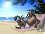 Cool Charr is cool by Pipann