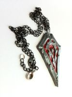 Horde Necklace by LaggyCreations