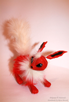 Flareon Artist Doll by TotemEye