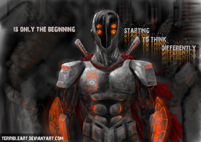 Cyborg MAC - Project by TERRIBLEart