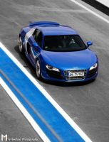 R8 Blue by Mishari-Alreshaid