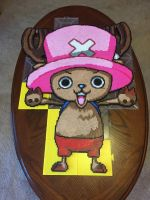BIG Tony Chopper Perler Bead by jnjfranklin