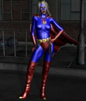 City of Heroes SuperMum by Tuffers-Art