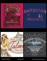 mens tee t-shirt graphics 3 by stlcrazy