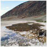 Badwater Basin by HatchedFromTree