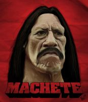 Machete by yoeh