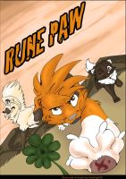 Rune Paw by HowlingSith