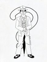 The Seventh Doctor by jmralls2001