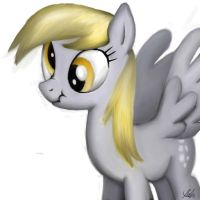 Derpy Hooves by Maggsec4