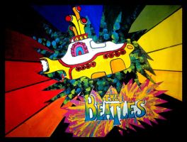 Yellow Submarine by swelldaytodie