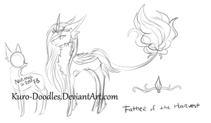 Father of the Harvest by Kuro-Doodles