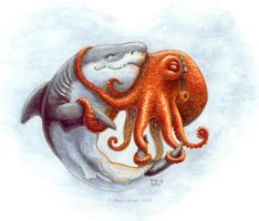 Undersea Love by MegLyman