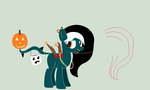 Halloween Pony Auction (CLOSED) by IsabellaThePony