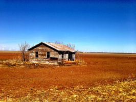 Old Farmhouse by TheGerm84