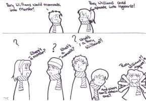 Obtaining Rory Williams by Tre-chan