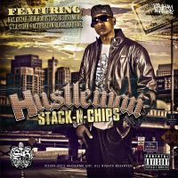 Stack N Chips Cover by GrahamPhisherDotCom
