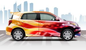 Scion XD Patriot hot by torchdesigns