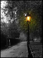Lamp of Light by GuephRen