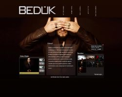 Beduk wEb Site by TercihDesign