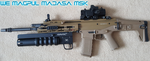 Airsoft WE Magpul Madasa MSK by Luckymarine577