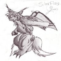 SilverFlash-Shaded by cursedspatula