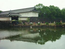 Tokyo Imperial Palace 4 by Akiso