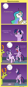 Misscommunication by MrQuartz