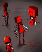 Little dead Red by zukich