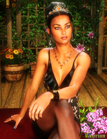 Tiana by Agr1on