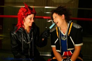 Sharing is Caring - Kingdom Hearts by fruba-kyo-lover1