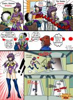 Misterios en Robotech2- Comic3 by Ameban