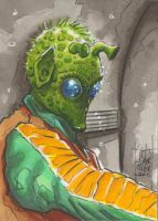 Greedo commission by idirt