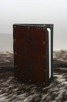 Skyrim Inspired Leather Refillable Journal by Versalla