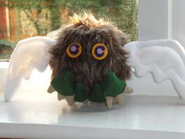 Winged Kuriboh by KageShinobiKitsune