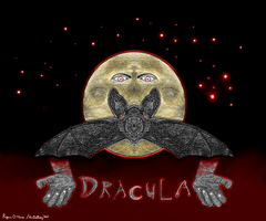Dracula. by Artistboy360