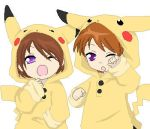 Gift: Pika-Twins by Natsumi-chan0wolf