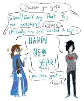 Just wanted to say something by Inouille