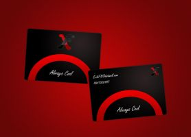 Business Card by ErikFX