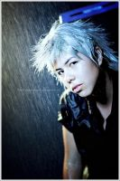 KHR in the Rain: Ryohei by SoySauceCosplay
