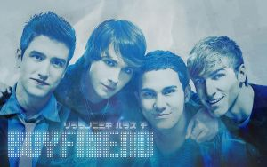 Big Time Rush Boyfriend by mikeygraphics
