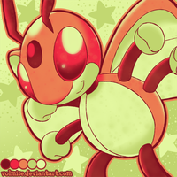 Palette Challenge: 93 by Volmise