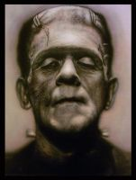 Karloff by jamorro