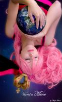 Megurine Luka World is Mine Cosplay by Angel--Arwen