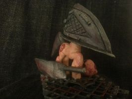 pyramid head by balthazar147