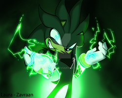 Power and insanity by zavraan