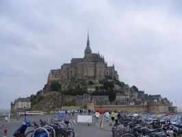 Mont Saint Michel 03 by Axy-stock