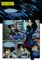 DOCTOR WHO Impossible Salvation - Page 3 by AelitaC
