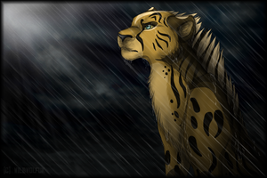 Touch of the Rain by TheDaylightWolf