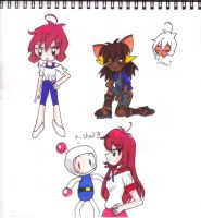 drawings in spare time 05 by SailorBomber