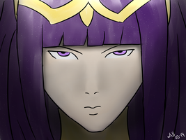 Tharja by AthenaBlackquill